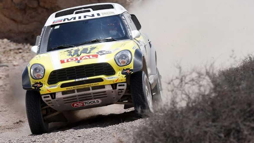 Primer triunfo para 'Nani' Roma en el Dakar 2013