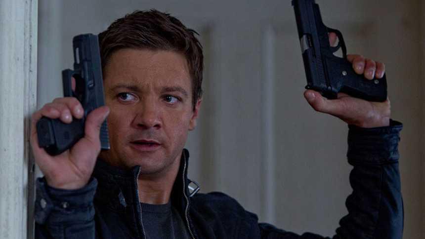 Días de cine - DVD: 'El legado de Bourne'