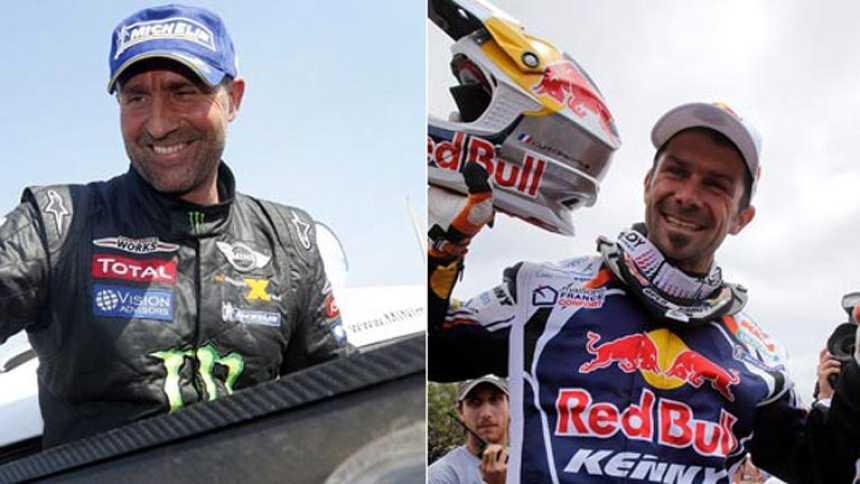 Peterhansel y Despres se llevan el Dakar 2013