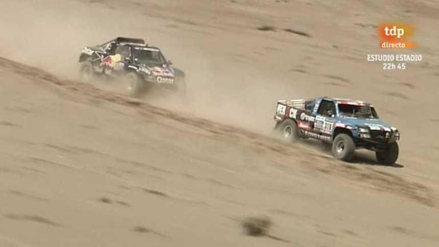 Rally Dakar 2013 - Programa Resumen - 20/01/13