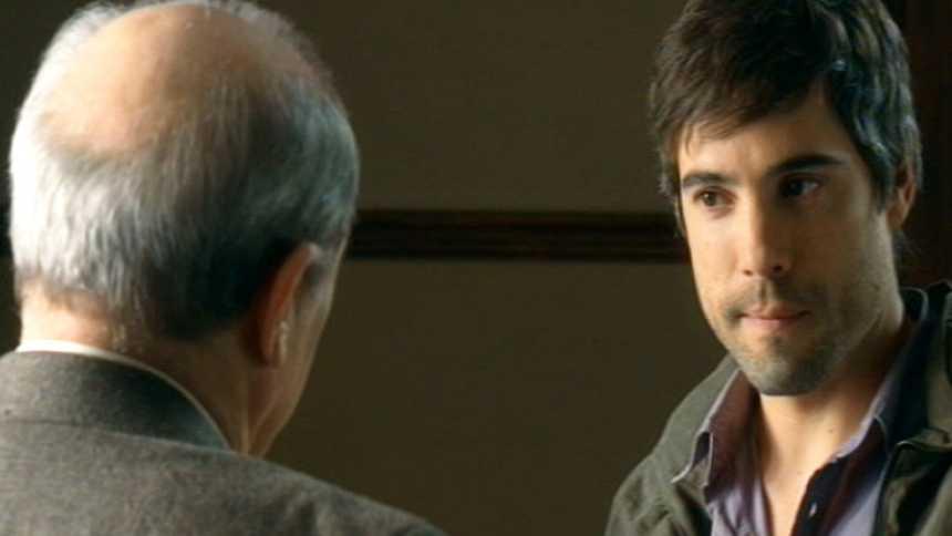 Gran Reserva - Don Vicente despide a Carlos