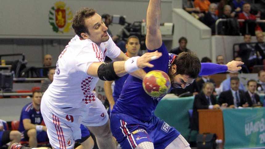 Mundial de Balonmano - 1/4 de final: Francia - Croacia