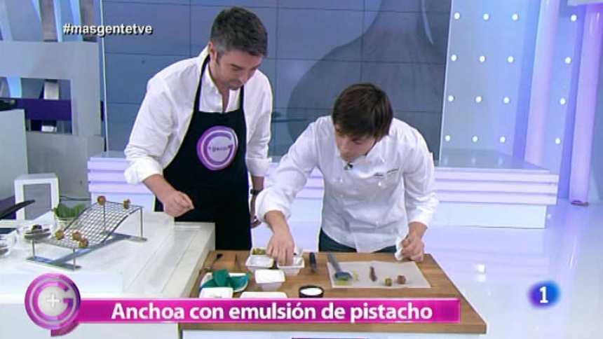 Más Gente - Se busca al mejor chef amateur de España