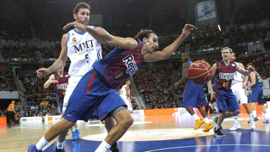 Baloncesto - Copa del Rey 2013 - Cuartos de final: Real Madrid - FC Barcelona Regal