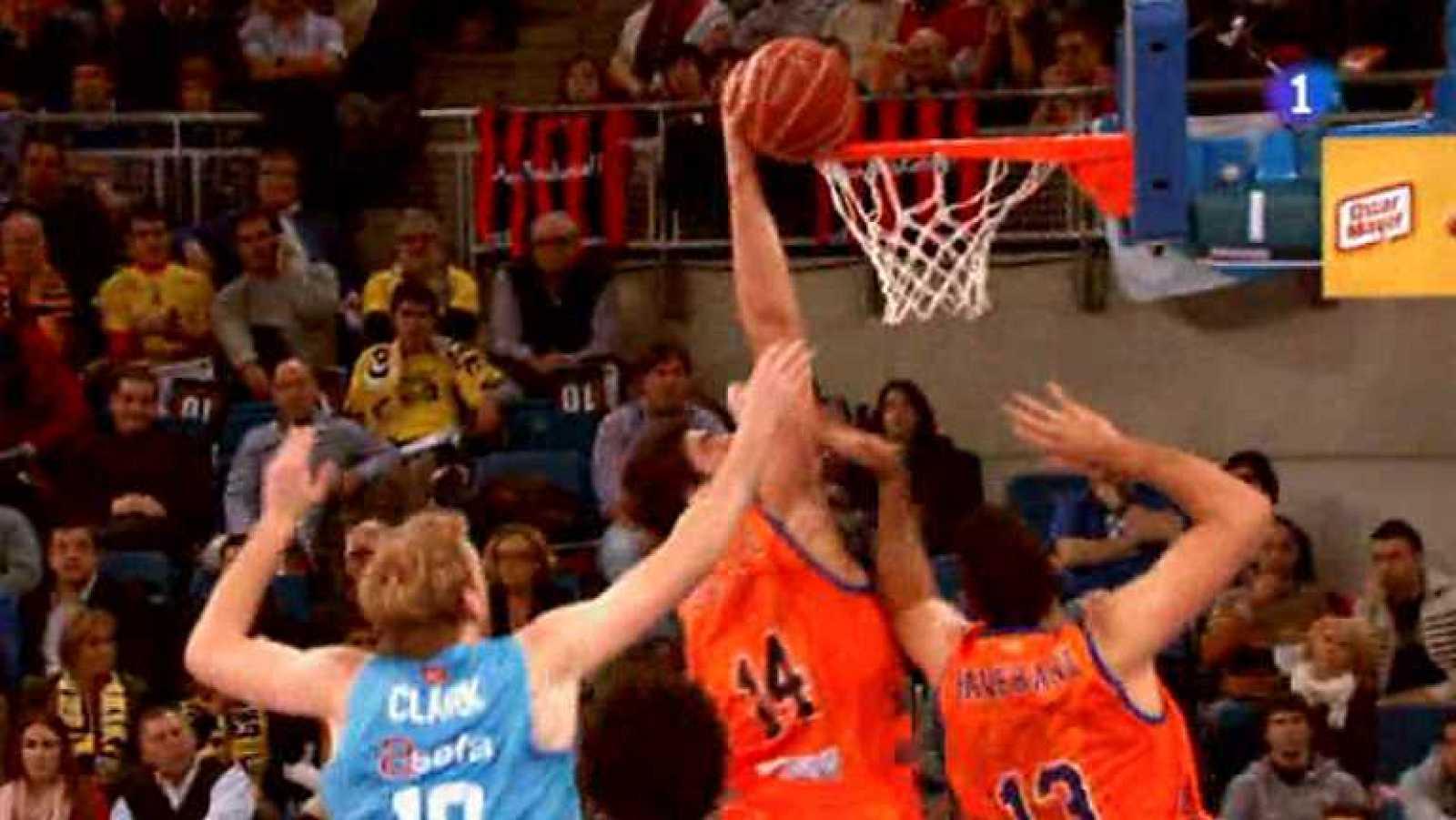 Baloncesto - Copa del Rey 2013 - Cuartos de final: Valencia Basket ...