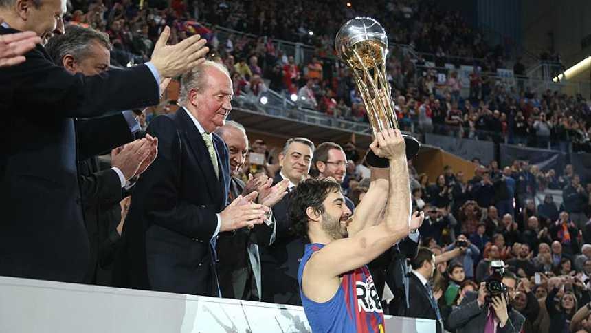 Navarro recoge la Copa 2013
