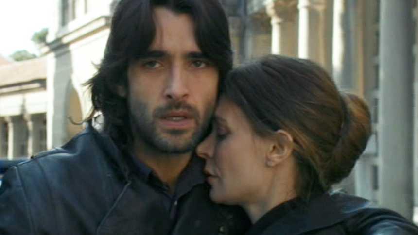 "Gran Reserva - Raúl a Emma: ""Lucha contra papá"""