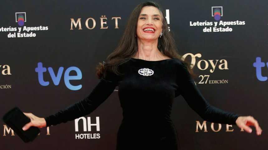 """Ángela Molina: """"'Blancanieves' es una preciosidad de la historia del cine español"""""""
