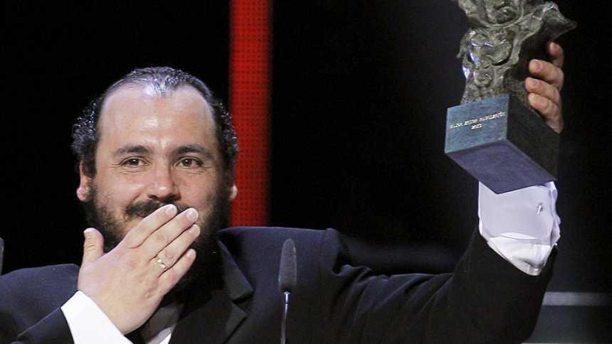 """Joaquín Núñez, Goya al mejor actor revelación por """"Grupo 7"""""""