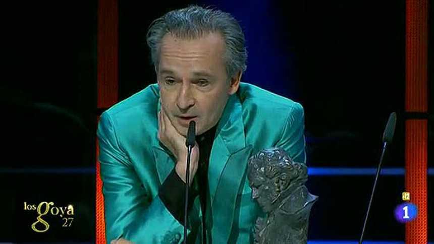 Alfonso de Vilallonga, Mejor Música Original por 'Blancanieves'
