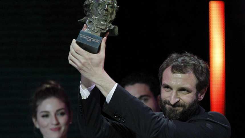 "Julián Villagrán, Mejor Actor de reparto por ""Grupo 7"""