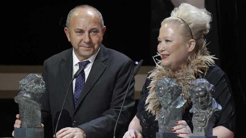 Fermín Galán y Sylvie Imbert, Goya al Mejor Maquillaje y/o Peluquería por 'Blancanieves'