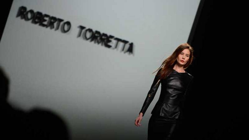 Desfile Roberto Torretta Fashion Week Madrid 2013