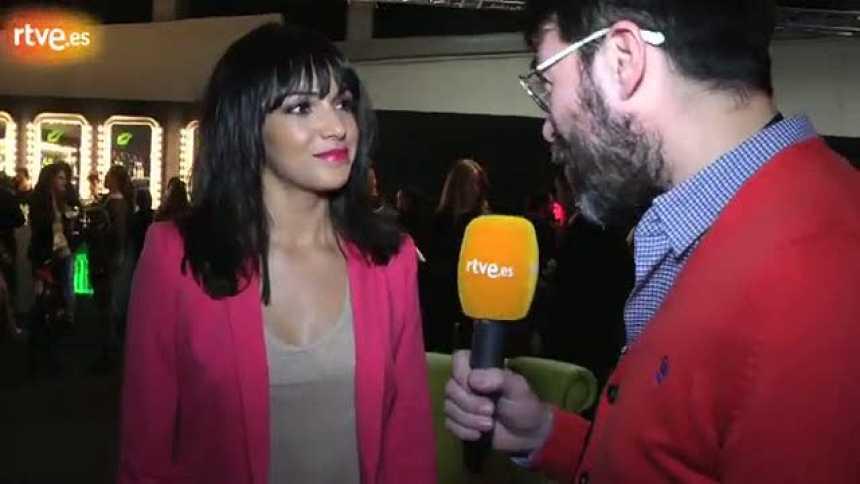 """Raquel del Rosario: """"Estoy deseando que se elija la canción para pensar en el vestuario de Eurovisión"""""""