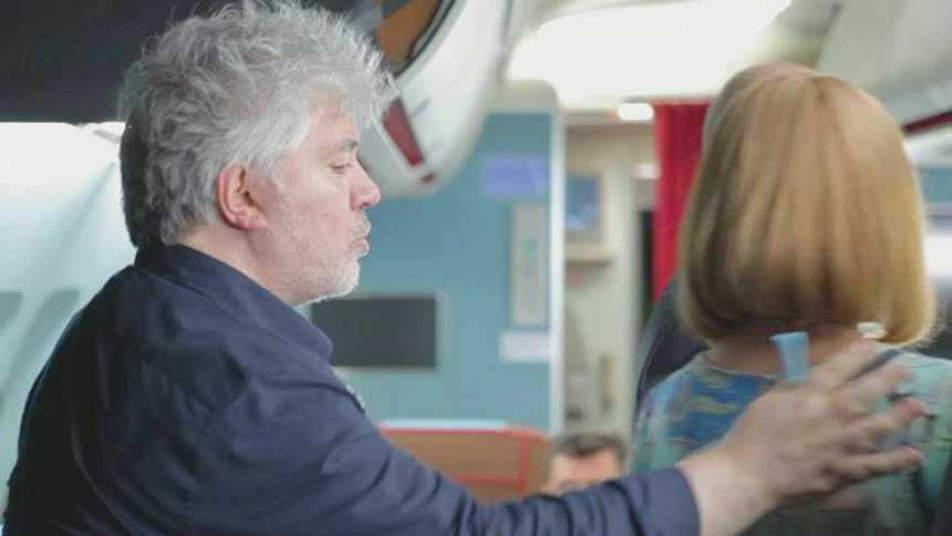 Dirigiendo 'Los amantes pasajeros' - Interpretando con la espalda