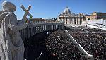 El papel de la mujer será uno de los nuevos retos a los que se enfrentará el nuevo Papa