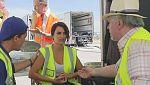 Dirigiendo 'Los amantes pasajeros'  - Con Penélope Cruz y Antonio Banderas