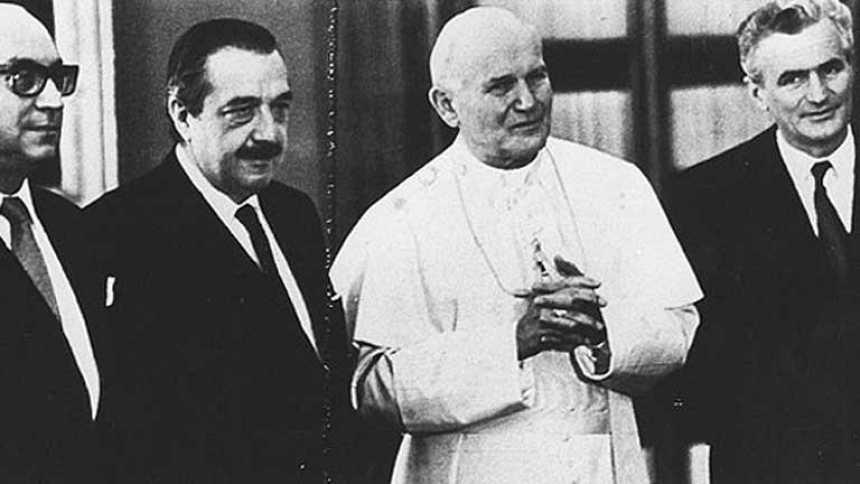 Informe Semanal - El papa Wojtyla