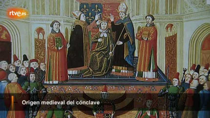 Así es el origen histórico de los actuales cónclaves vaticanos