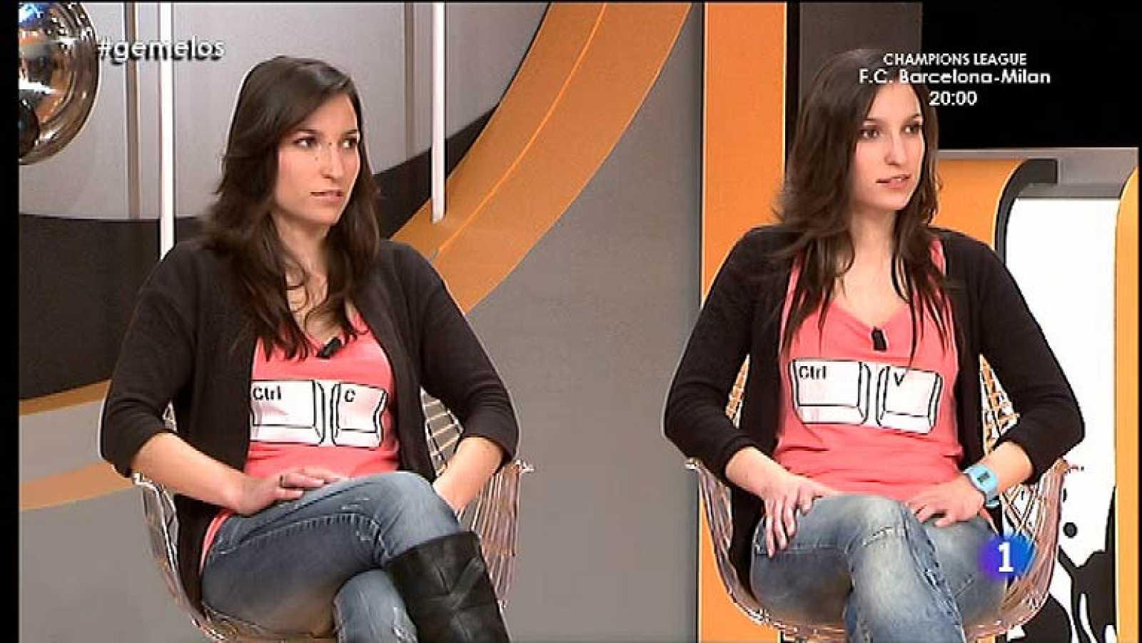 Tenemos que hablar - Patricia y Adriana, un par de gemelas como dos ...