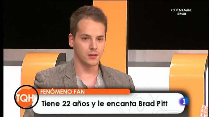 """Tenemos que hablar - Diego Peñalver: """"Brad Pitt es el summum"""""""