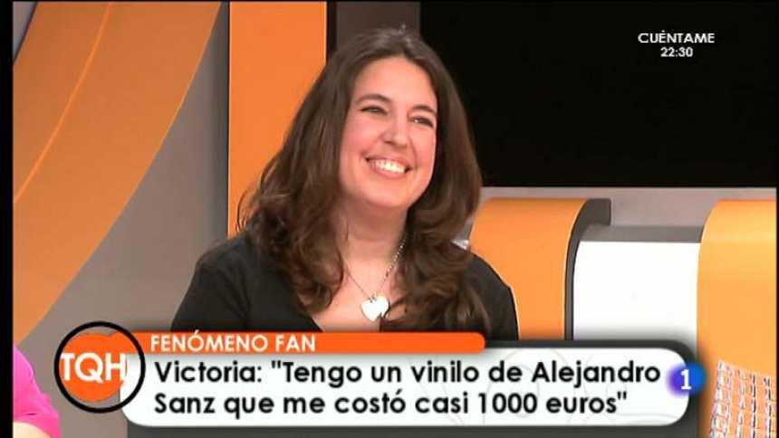 Tenemos que hablar - Victoria Roselló se ha tatuado a Alejandro Sanz