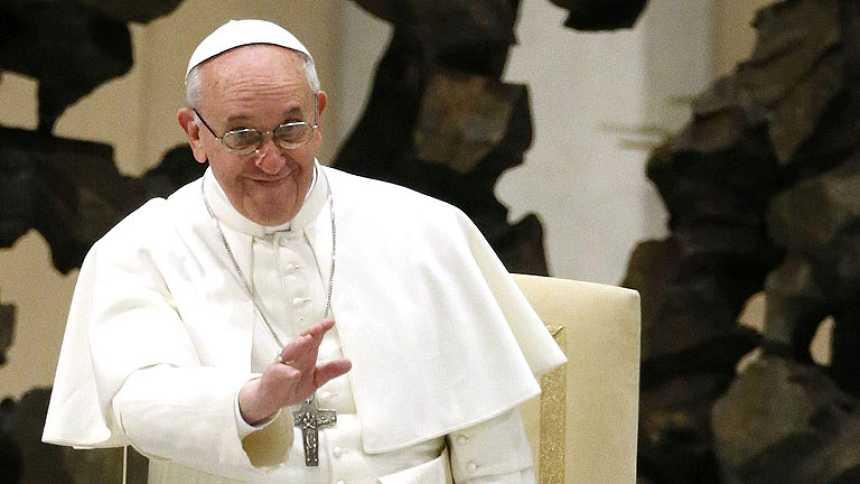 """El papa Francisco: """"Cómo me gustaría una Iglesia pobre y para los pobres"""""""