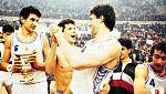 Las Recopas del Real Madrid de Baloncesto del 84 y del 89