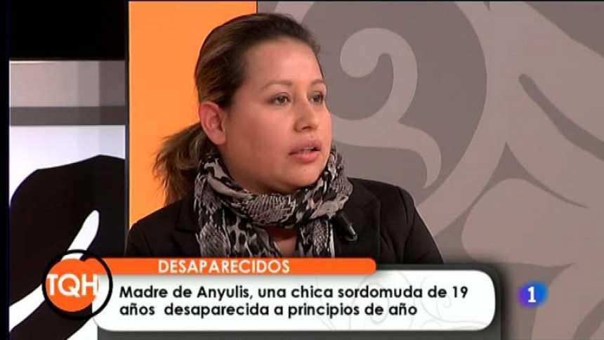 Tenemos que hablar - Anyulis desapareció en Cuenca en enero