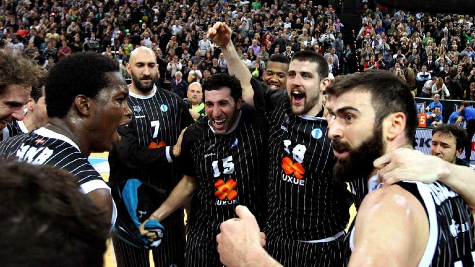 Calendario Eurocup.El Uxue Bilbao Basket Jugara La Final De La Eurocup