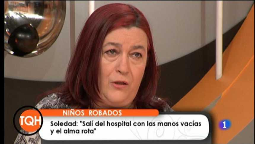 """Tenemos que hablar - Soledad Monzón: """"Salí del hospital con las manos vacías y el alma rota"""""""