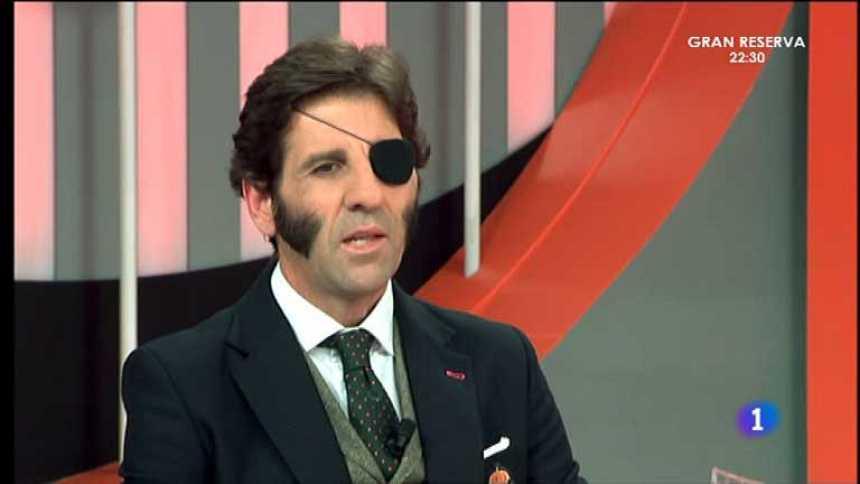 Tenemos que hablar - Juan José Padilla perdió un ojo en una corrida