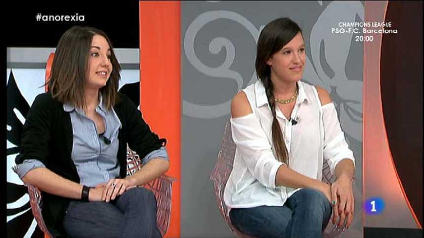 Tenemos que hablar - Iris y Rebeca se han conocido en la terapia para superar la anorexia