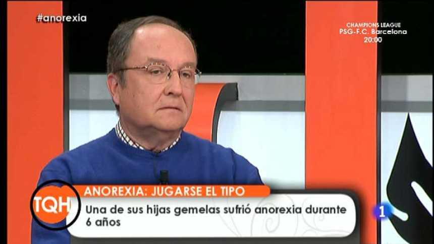 Tenemos que hablar - Víctor Fernández es padre de una hija que sufrió anorexia