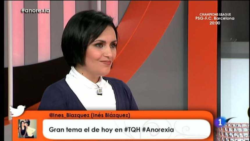Tenemos que hablar - Maleni Ortega llegó a pesar 27 kilos