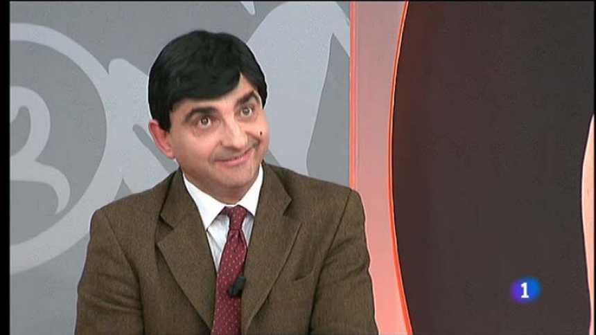 Tenemos que hablar - José Andrés Martín es Mr. Bean