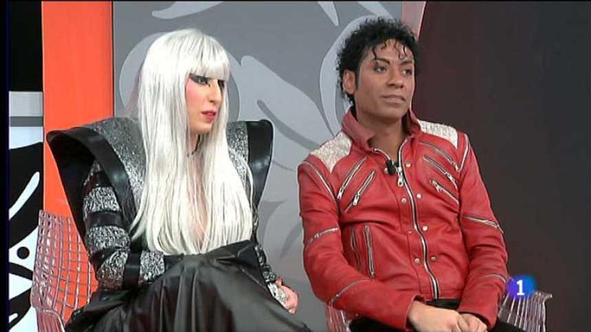 Tenemos que hablar - Lady Gaga y Michael Jackson se enamoran