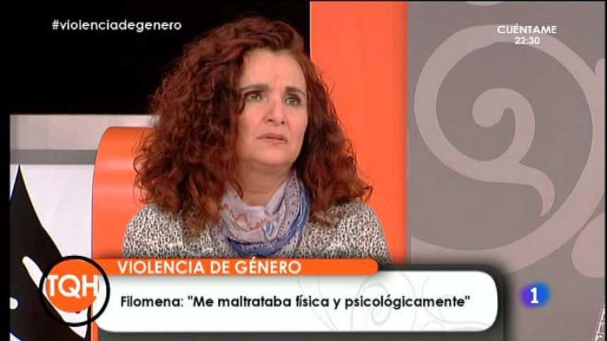 Tenemos que hablar - Filomena Ferrer superó 25 años de violencia