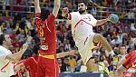 Balonmano - Clasificación Campeonato de Europa 2014: España - Macedonia