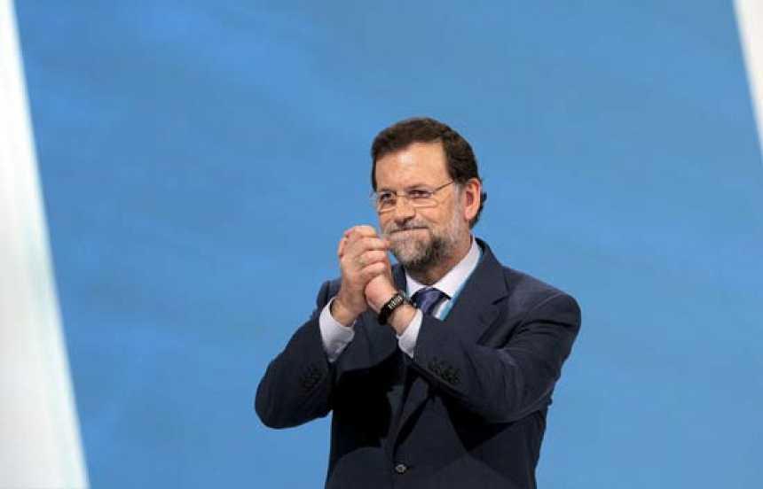 Rajoy, reelegido presidente del PP
