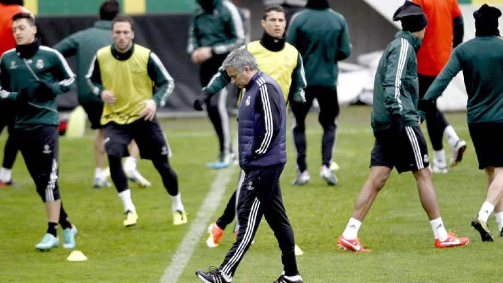Champions 2012- 2013   Cuartos de final   Real Madrid, Málaga y ...