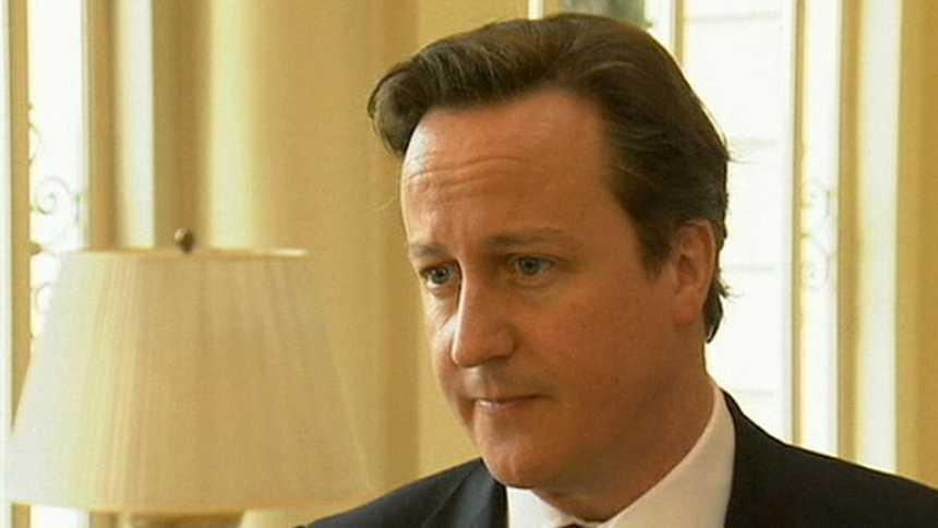 """Cameron, sobre la muerte de Tatcher: """"Hemos perdido a una gran primer ministra y líder"""""""