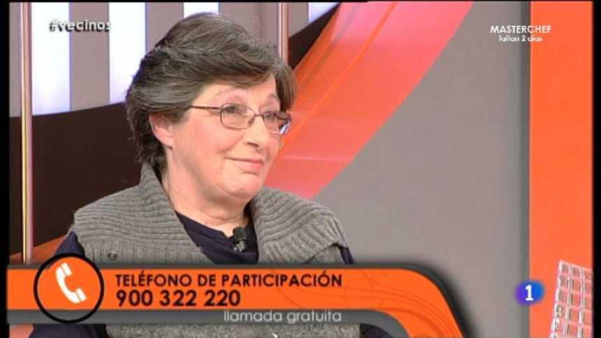Tenemos que hablar - María Teresa Iriarte tiene un vecino con síndrome de Diógenes