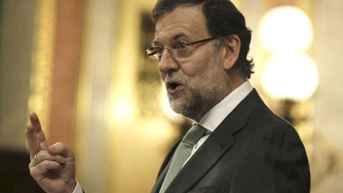 Rajoy: el aviso de Bruselas por desequilibrios se ha realizado con datos hasta 2011