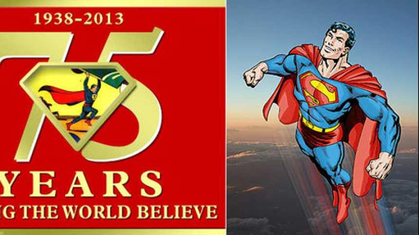 Superman cumple 75 años.