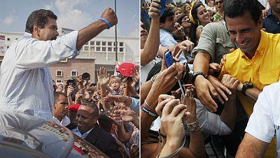 ELECCIONES VENEZUELA 2013