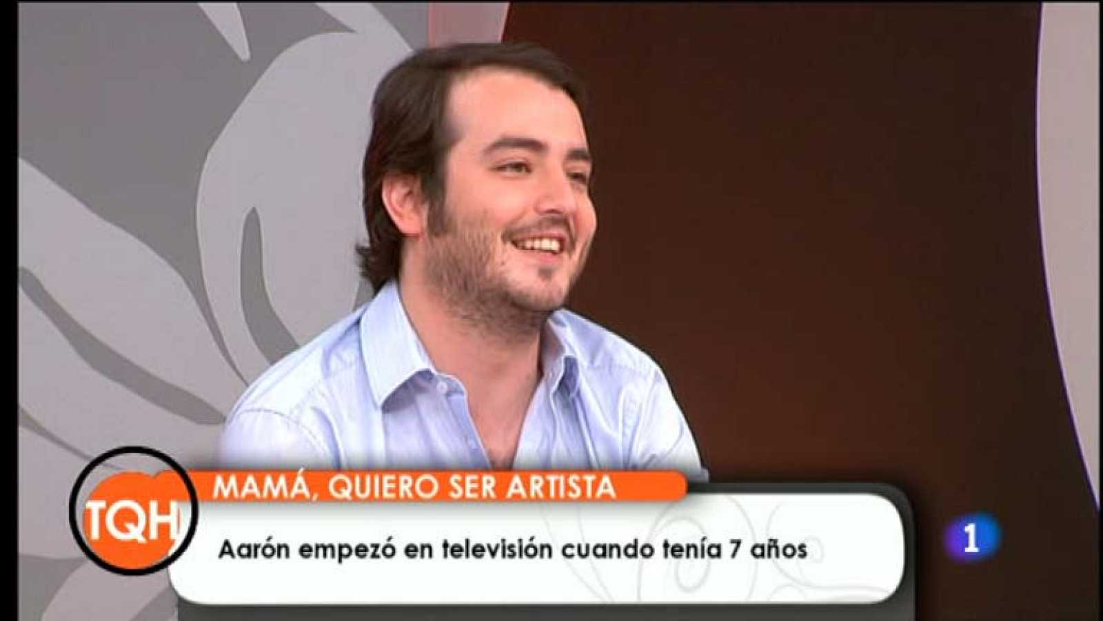 Tenemos que hablar - Aarón Guerrero empezó con sólo siete años - RTVE.es
