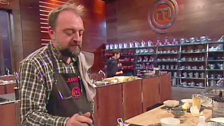 """MasterChef  - """"Juanma pasa de todo"""""""