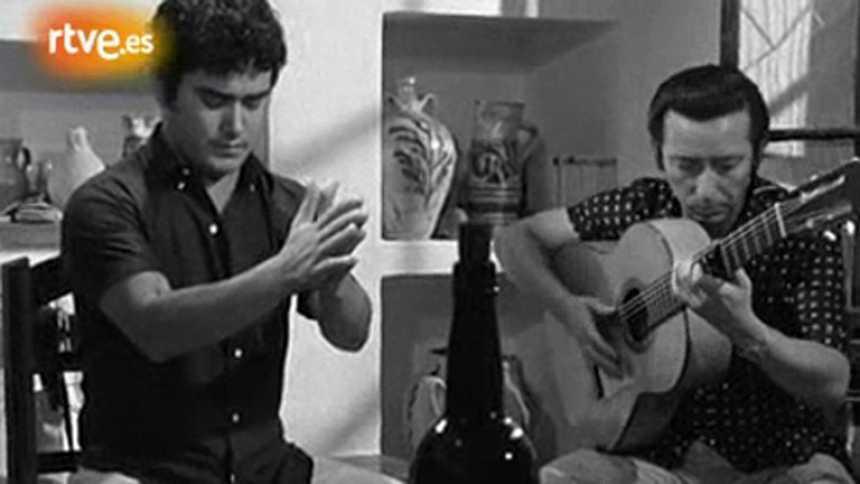 Rito y geografía del cante - José Menese