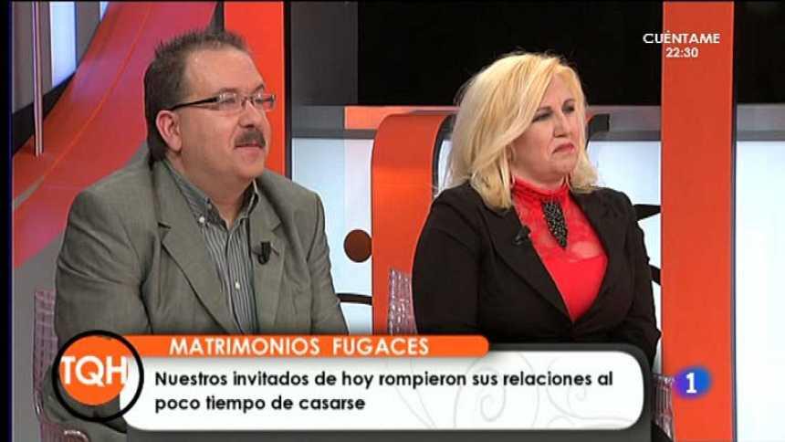 Tenemos que hablar - La ex mujer de José Ramón le desvalijó el piso